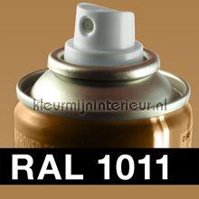 Spuitbus RAL 1011 Beige-Bruin