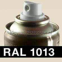 Spuitbus RAL 1013 Parelwit