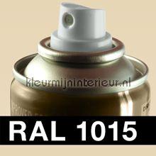 Spuitbus RAL 1015 Licht Ivoor