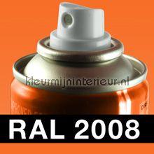 Spuitbus RAL 2008 Oranje-Rood