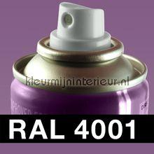 Spuitbus RAL 4001 Lila-Rood