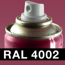 Spuitbus RAL 4002 Violet-Rood