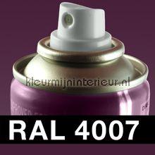 Spuitbus RAL 4007 Purper Violet