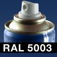Spuitbus RAL 5003 Saffierblauw