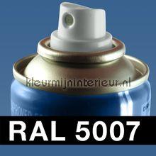 Spuitbus RAL 5007 Briljant Blauw