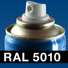 Spuitbus RAL 5010 Enzian Blauw