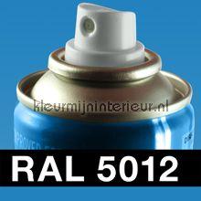Spuitbus RAL 5012 Lichtblauw