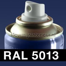 Spuitbus RAL 5013 Kobaltblauw