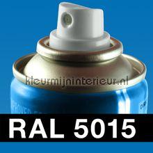 Spuitbus RAL 5015 Hemelsblauw