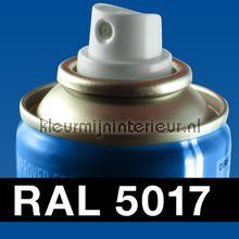 Spuitbus RAL 5017 Verkeers Blauw