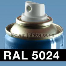 Spuitbus RAL 5024 Pastel Blauw