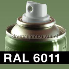 Spuitbus RAL 6011 Reseda Groen