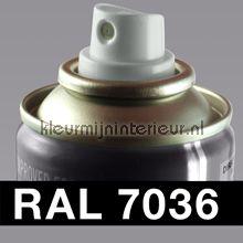 Spuitbus RAL 7036 Platina Grijs
