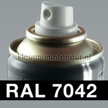 Spuitbus RAL 7042 Verkeers Grijs A