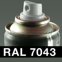 Spuitbus RAL 7043 Verkeers Grijs B