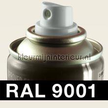 Spuitbus RAL 9001 Creme-Wit