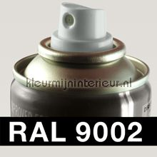 Spuitbus RAL 9002 Grijswit