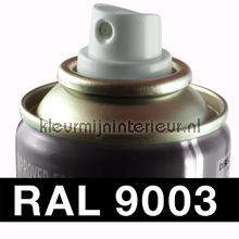 Spuitbus RAL 9003 Signaal Wit