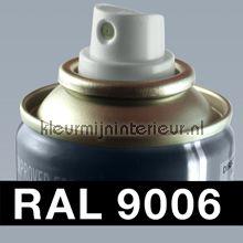 Spuitbus RAL 9006 Wit Aluminium