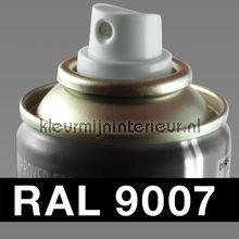 Spuitbus RAL 9007 Grijs Aluminium