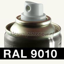 Spuitbus RAL 9010 Helder Wit mat