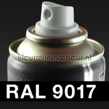 Spuitbus RAL 9017 Verkeers Zwart