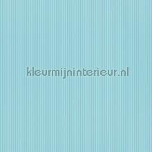 Fijn gestreepte uni blauw