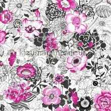 Bloemen vintage roze