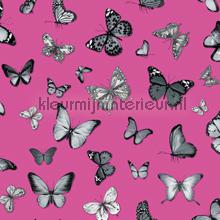Butterflies roze