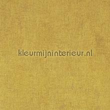 Natural wallpaper mosterdgeel