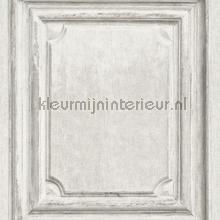 Oude houten panelen off white papel de parede Rasch madeira