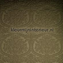 Charm 3D ornament donkerbeige papel pintado Arte barroco