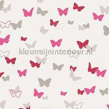 Esprit vlinders fuchsia