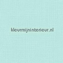 Uni weefstructuur turquoise