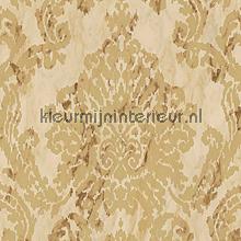 Marmer medaillon papel pintado Hookedonwalls barroco
