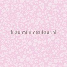 PIP Lovely branches Roze fotobehang Eijffinger romantisch