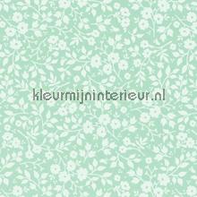 PIP Lovely branches Groen fotobehang Eijffinger romantisch