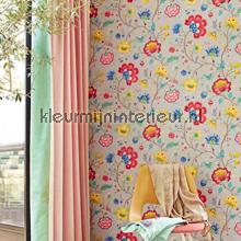 PiP Floral Fantasy Licht Taupe fotobehang Eijffinger romantisch modern