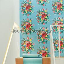 PiP Dutch Painters Licht Blauw fotobehang Eijffinger romantisch modern