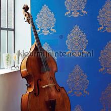 PiP For President Blauw fotobehang Eijffinger barok modern