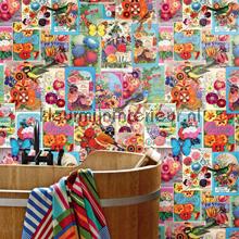PiP Jardin de PIP behang fotobehang Eijffinger PiP studio wallpaper