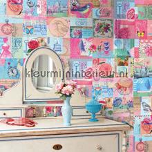 Pip Bright PIP Behang fotobehang Eijffinger PiP studio wallpaper