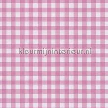 Pastel ruit paarsig roze