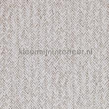 Geweven rattan licht grijs papel de parede BN Wallcoverings Beb�s Crian�as
