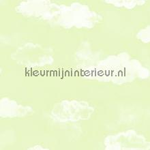 Luchtige wolkjes groen