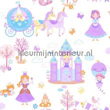 Prinsessen pret paars