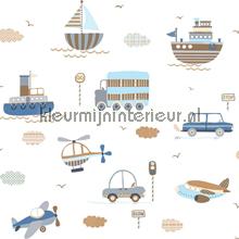 Vliegen varen en rijden