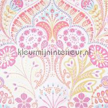 Motif des fleurs pastel