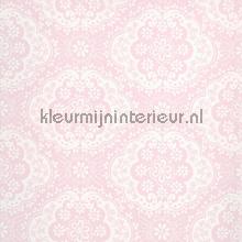 Dentelle pink papel de parede Room Seven Beb�s Crian�as