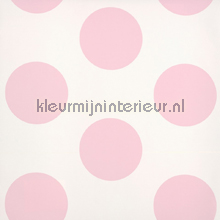 Dots pink positive